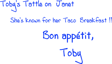 image of Toby's Tattle
